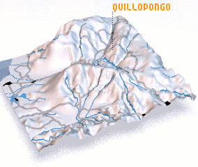 3d view of Quillopongo
