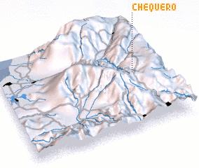 3d view of Chequero