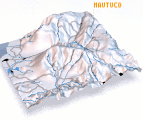 3d view of Mautuco