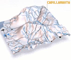 3d view of Capilla Mauta