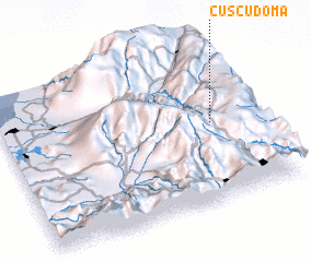 3d view of Cuscudoma