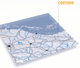 3d view of Centeno