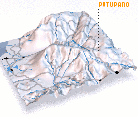 3d view of Putupano