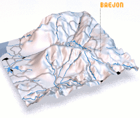 3d view of Baejón