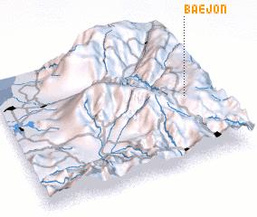 3d view of Baejón