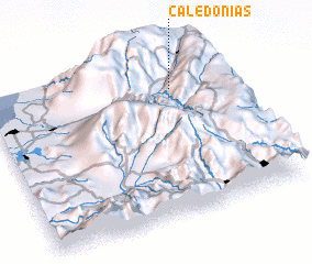 3d view of Caledonias