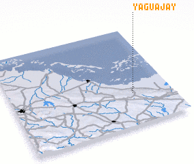 3d view of Yaguajay