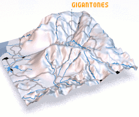 3d view of Gigantones