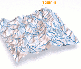 3d view of Taxichi