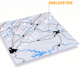 3d view of Eagles Eyrie