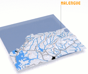 3d view of Malengue
