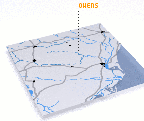 3d view of Owens