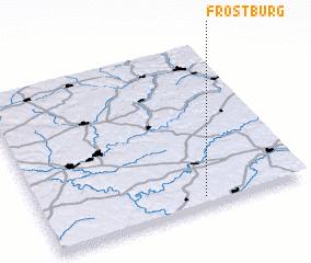 3d view of Frostburg