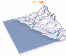 3d view of Ñampol