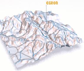 3d view of Egrón