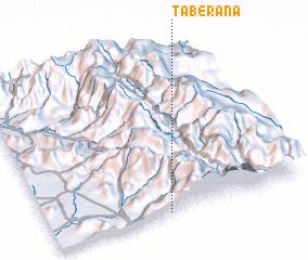 3d view of Taberana