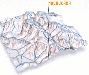 3d view of Machucara