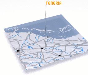 3d view of Tenería