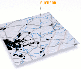 3d view of Everson