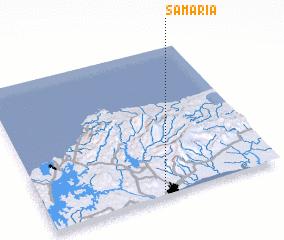 3d view of Samaria