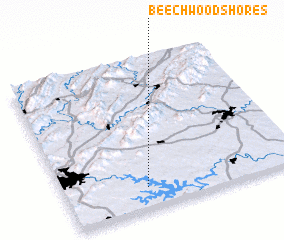 3d view of Beechwood Shores