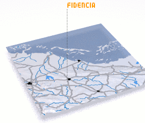 3d view of Fidencia