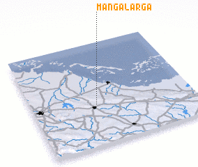 3d view of Manga Larga