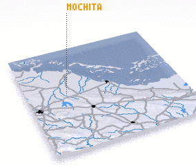 3d view of Mochita