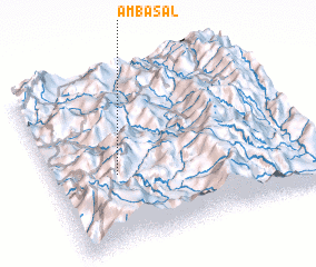 3d view of Ambasal