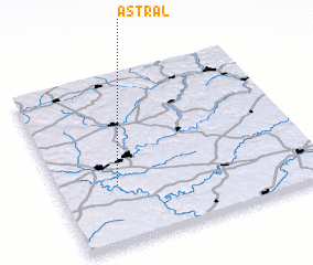 3d view of Astral