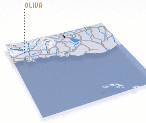 3d view of Oliva