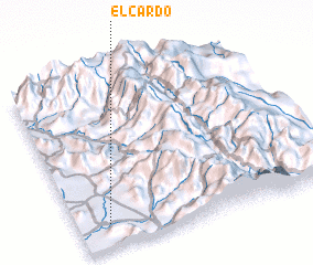 3d view of El Cardo