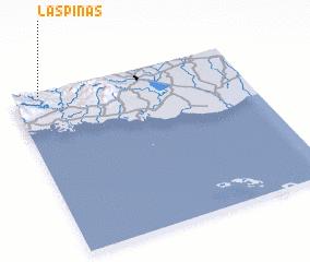 3d view of Las Piñas