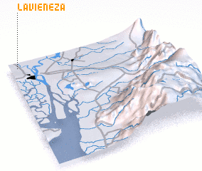3d view of La Vieneza