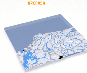 3d view of Arenosa