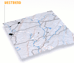 3d view of West Bend