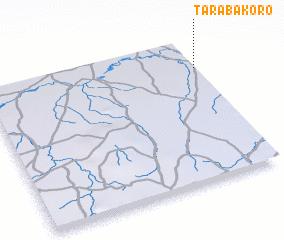 3d view of Tarabakoro