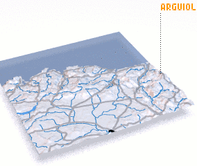 3d view of Arguiol