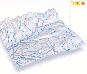 3d view of Timicha