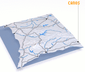 3d view of Canos