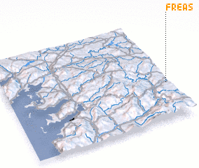 3d view of Freás