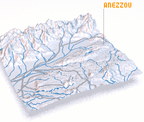 3d view of Anezzou