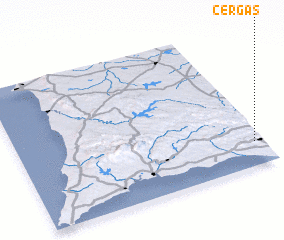 3d view of Cergas