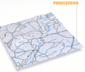 3d view of Panasqueira