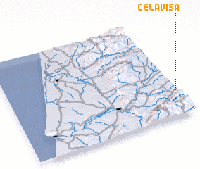 3d view of Celavisa