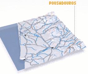 3d view of Pousadouros