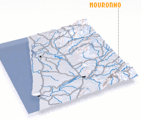3d view of Mouronho
