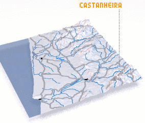 3d view of Castanheira