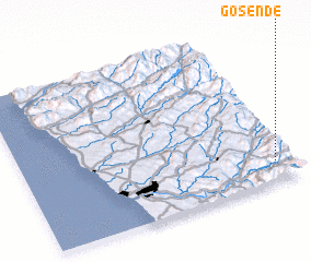 3d view of Gosende