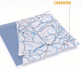 3d view of Cerdeira